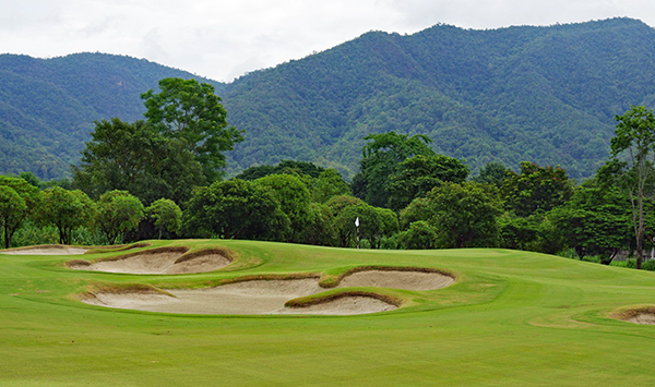 Chiangmai Highlands Golf Course - Photo by reviewer