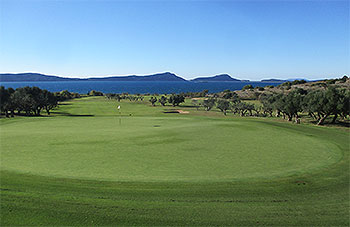 Costa Navarino (Bay) Golf Course - Photo by reviewer