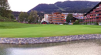 Crans-sur-Sierre Golf Course - Photo by reviewer
