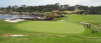 Cypress Point Golf Course - Photo by Javier Pintos