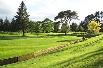 Deeside (Haughton) Golf Course - Photo by reviewer