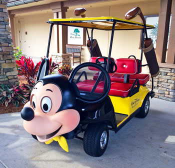 Disney (Palm) Golf Course - Photo by reviewer
