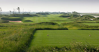 Dongzhuang Beach (Linksland) Golf Course - Photo by reviewer