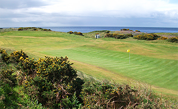 Dunaverty Golf Course - Photo by reviewer