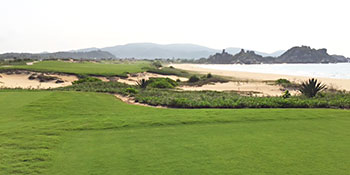 Dunes at Shenzhou Peninsula (West) Golf Course - Photo by reviewer