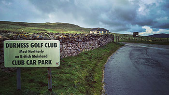 Durness Golf Course - Photo by reviewer