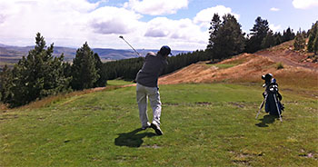 El desafio Golf Course - Photo by reviewer
