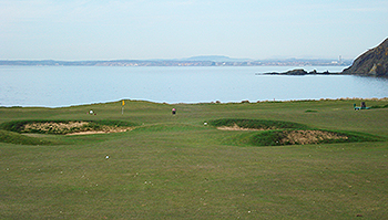 Elie Golf Course - Photo by reviewer