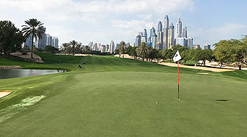 Emirates (Majlis) Golf Course - Photo by reviewer