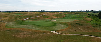 Erin Hills Golf Course - Photo by reviewer
