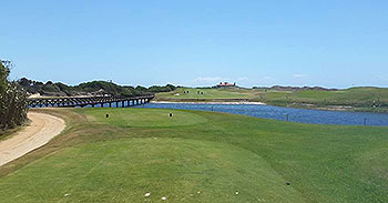Estela Golf Course - Photo by reviewer