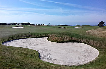 Etretat Golf Course - Photo by reviewer