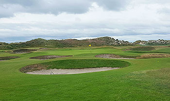 Falsterbo Golf Course - Photo by reviewer