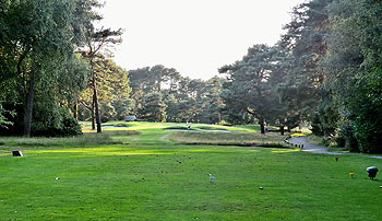 Ferndown Golf Course - Photo by reviewer