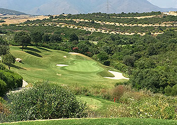 Finca Cortesin Golf Course - Photo by reviewer