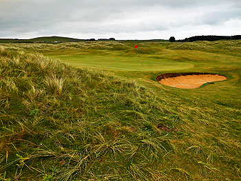 Fraserbugh (Corbie Hill) Golf Course - Photo by reviewer