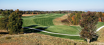 French Lick (Pete Dye) Golf Course - Photo by reviewer