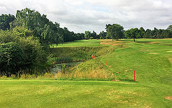 Frilford Heath (Green) Golf Course - Photo by reviewer