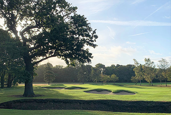 Fulwell Golf Course - Photo by Andy Newmarch