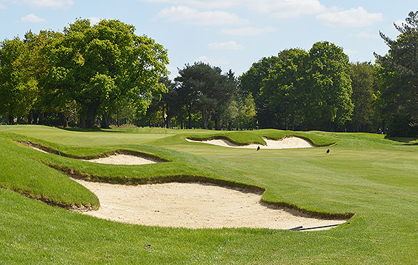 Fulwell Golf Course - 4th hole