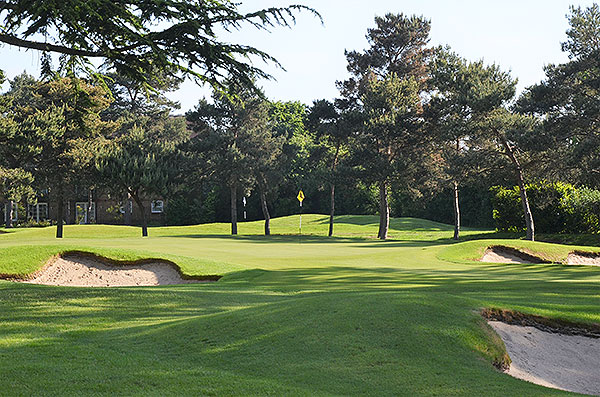 Fulwell Golf Course - 6th hole