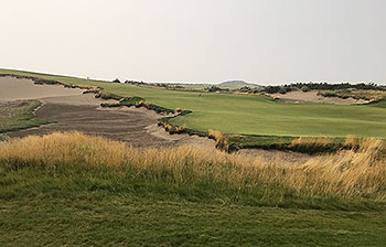 Gamble Sands Golf Course - Photo by reviewer
