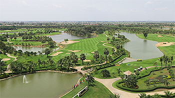 Garden City - Phnom Penh Golf Course - Photo by reviewer