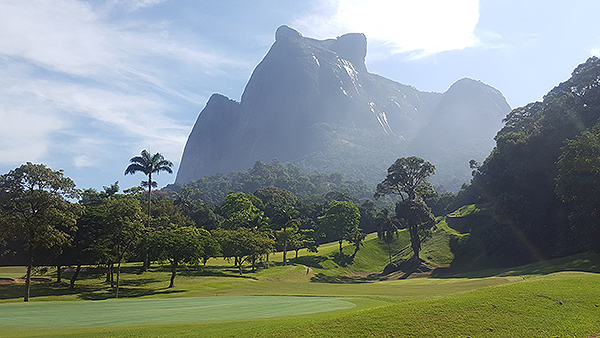Gavea Golf Course - Photo by reviewer