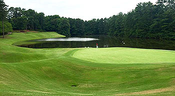 Georgia (Lakeside) Golf Course - Photo by reviewer