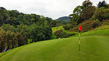 Glencruitten Golf Course - Photo by reviewer