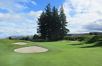Gleneagles (King's) Golf Course - Photo by reviewer