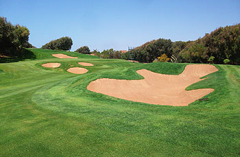 Golf du Palais Royal d'Agadir - Photo by reviewer