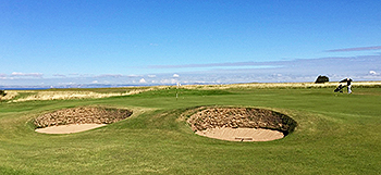 Gullane (No 2) Golf Course - Photo by reviewer