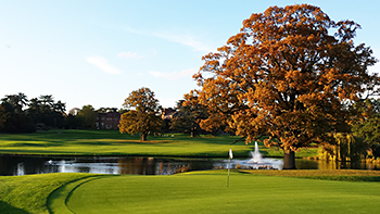 Hanbury Manor Golf Course - Photo by reviewer