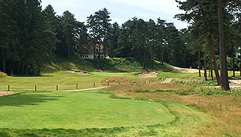 Hardelot (Les Pins) Golf Course - Photo by reviewer