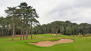 Hardest (Les Pins) Golf Course - Photo by reviewer