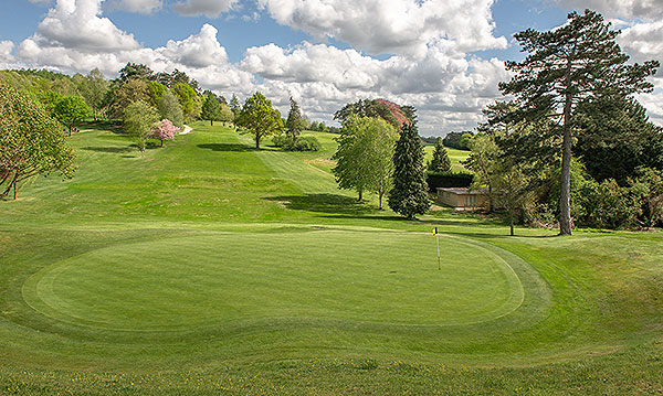 Harewood Downs Golf Course