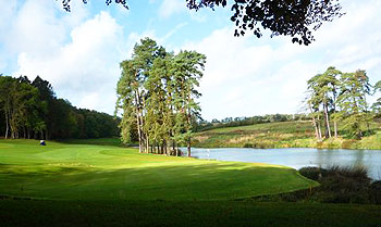Heythrop Park Golf Course - Photo by reviewer