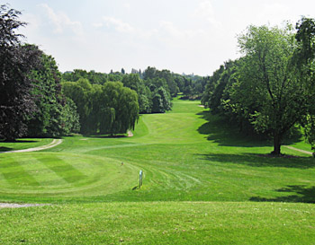 Hubbelrath (East) Golf Course - Photo by reviewer