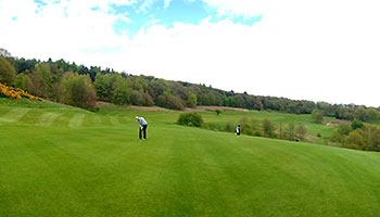 Huddersfield Golf Course - Photo by reviewer