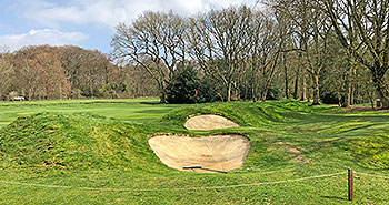 Huntercombe Golf Course - Photo by reviewer