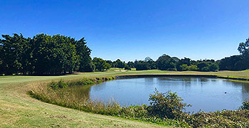 Indooroopilly (West) Golf Course - Photo by reviewer