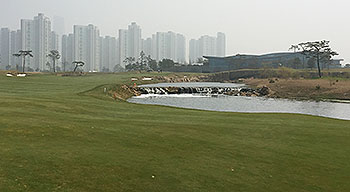 Jack Nicholas Korea Golf Course - Photo by reviewer