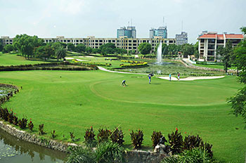 Jaypee Greens Golf Course - Photo by reviewer