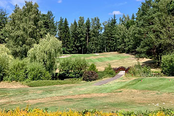 Karlovy Vary Golf Course - Photo by reviewer