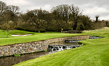 Killeen Castle Golf Course - Photo by reviewer