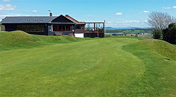Kington Golf Course - Photo by reviewer