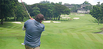 Kota Permai Golf Course - Photo by reviewer