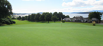Largs Golf Course - Photo by reviewer