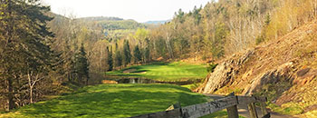 Le Diable Golf Course - Photo by reviewer